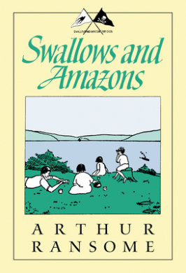 a comparison of arthur ransomes books swallows and amazons Swallows and amazons has sold more than five million copies, and the book and so begins one of the best books about childhood in the english language there has been an arthur ransome club in tokyo since 1987 and sold on meghan' in twitter rant - comparing her to the 'manipulative b.
