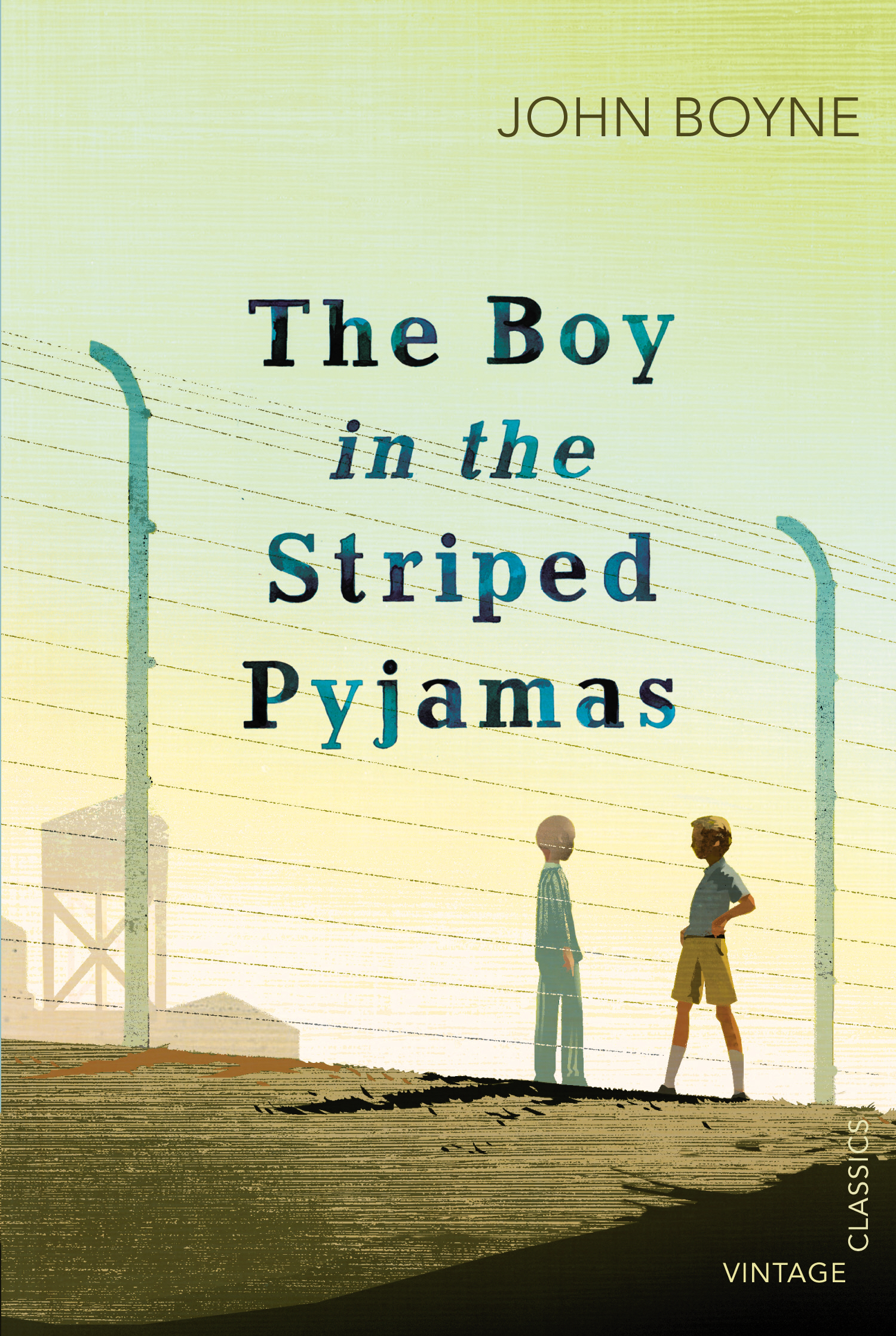 "comparing the boy in the striped pyjamas ""analyse, evaluate and compare the techniques used to dim the horror of the real life events discussed in the novel the boy in the striped pyjamas and the."