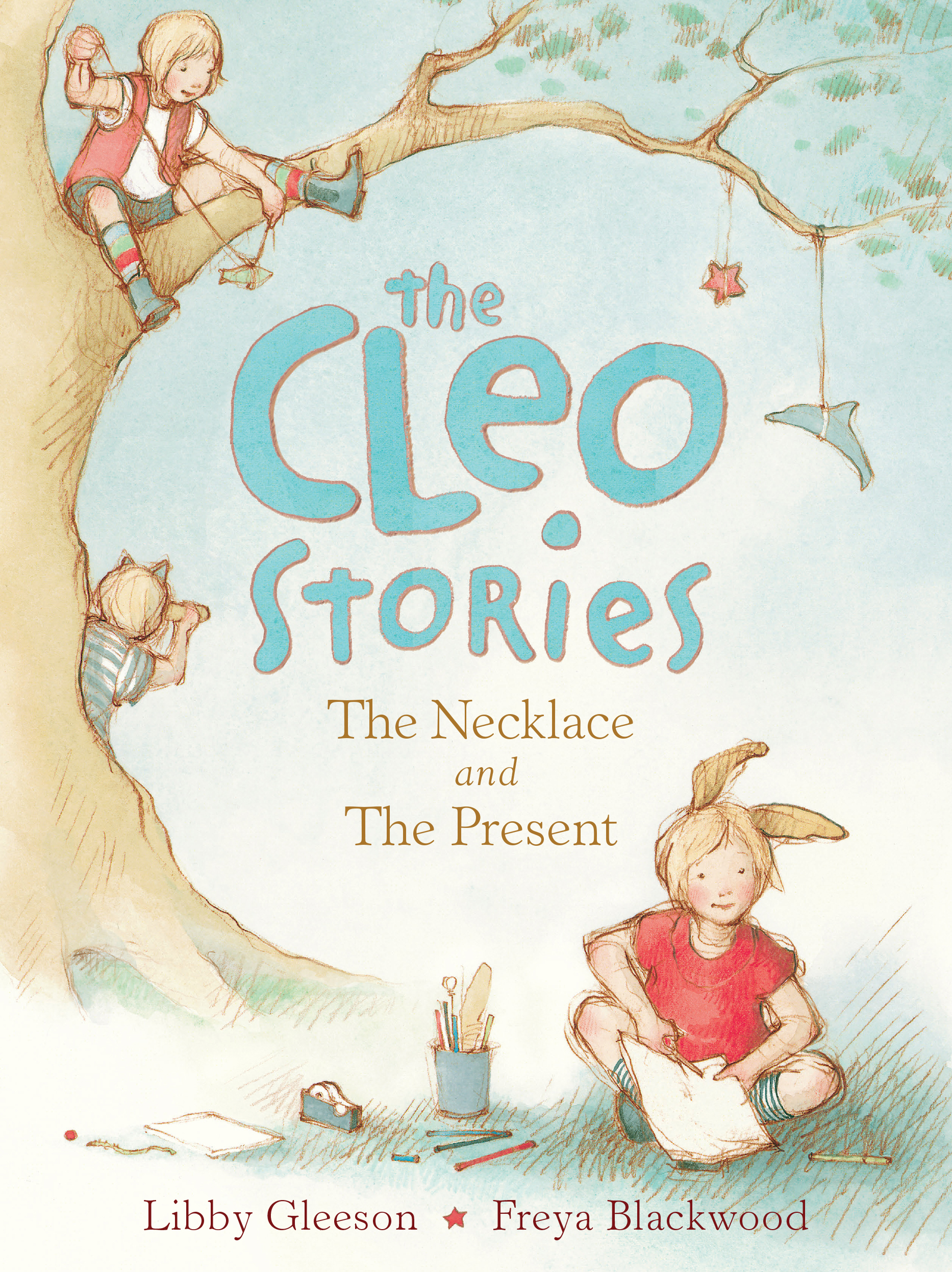 Cover Art for The Cleo Stories: The Necklace and the Present, ISBN: 9781743315279