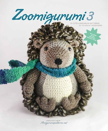 Zoomigurumi 3 - 15 Animal Amigurumi Patterns by Joke Vermeiren, ISBN: 9789491634031