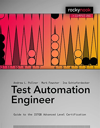 Test Automation EngineeringGuide to the Istqb Expert Level Certification