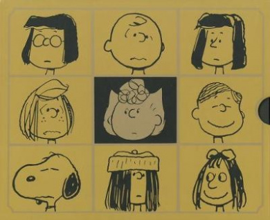 The Complete Peanuts 1987-1990 Gift Box Set by Charles M Schulz, ISBN: 9781606996812