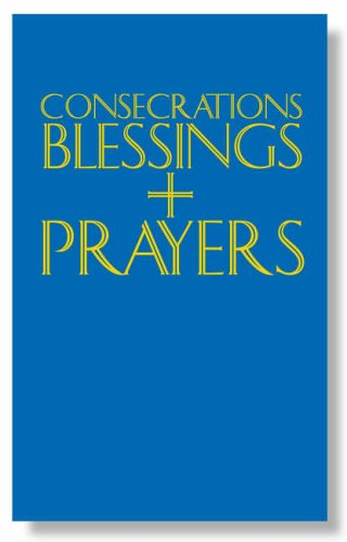 Consecrations, Blessings and Prayers by Sean Finnegan, ISBN: 9781853113673