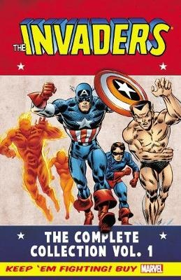 Invaders Classic: The Complete Collection Volume 1