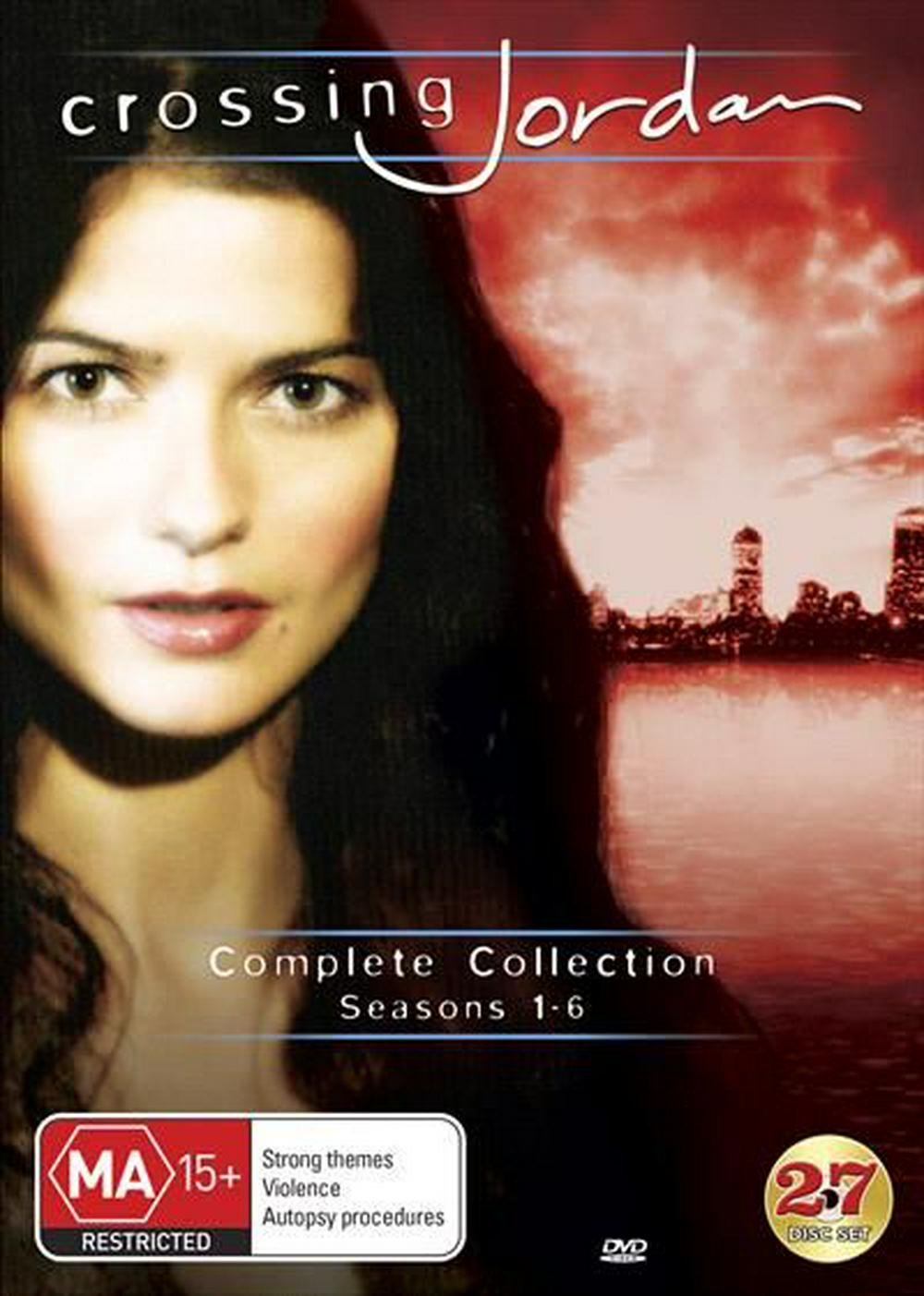 Crossing Jordan - The Complete Series