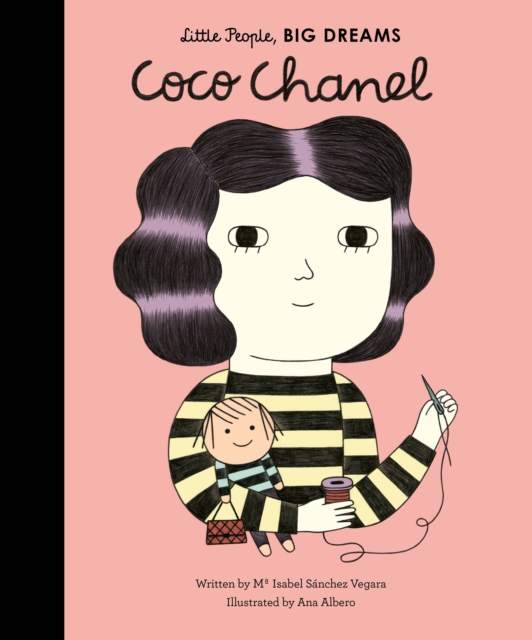 Coco Chanel by Isabel Sanchez Vegara, Ana Albero, ISBN: 9781847807717