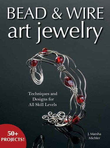 Bead and Wire Art Jewelry