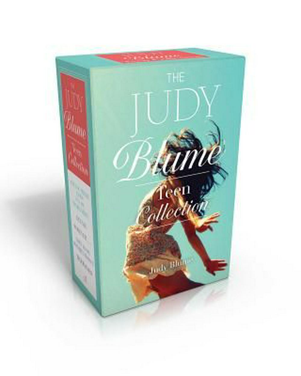 The Judy Blume Teen Collection: Are You There God? It's Me, Margaret; Deenie; Forever; Then Again, Maybe I Won't; Tiger Eyes by Judy Blume, ISBN: 9781481435345