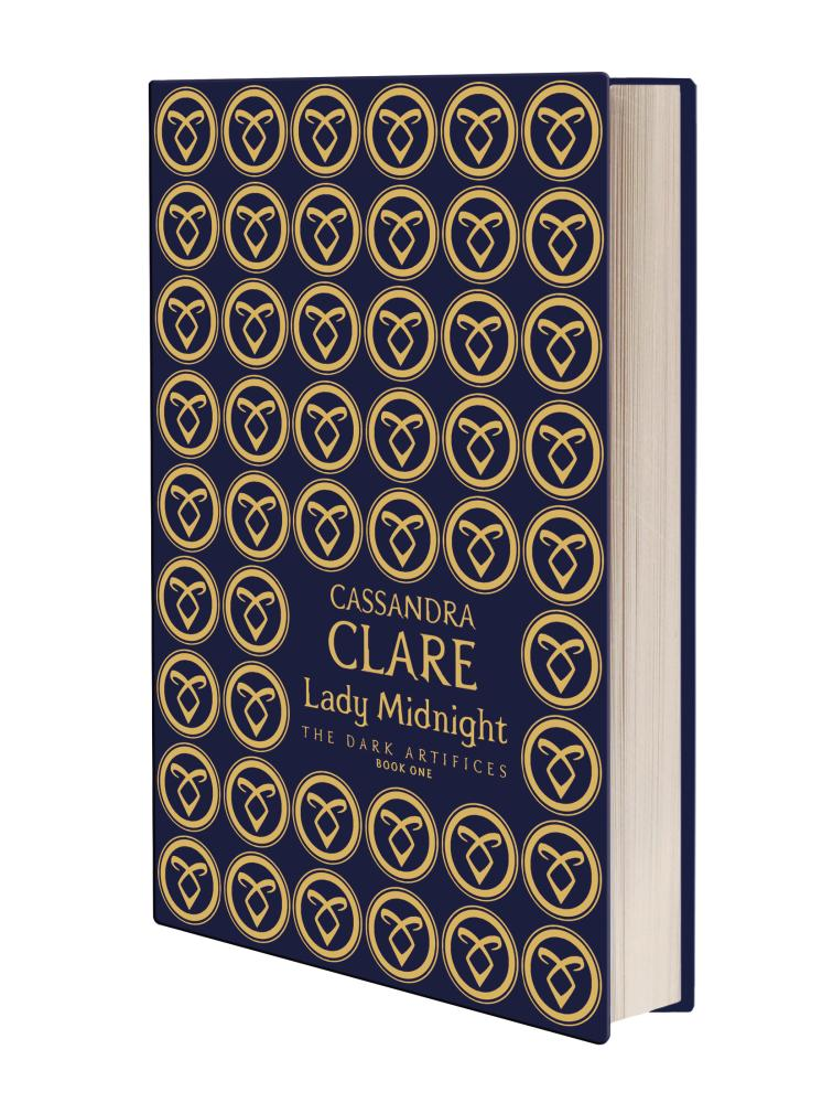 Lady Midnight Signed Special Edition by Cassandra Clare, ISBN: 9781471147012