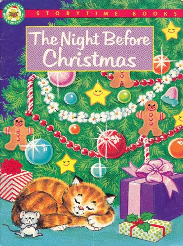 The Night Before Christmas (Storytime books)