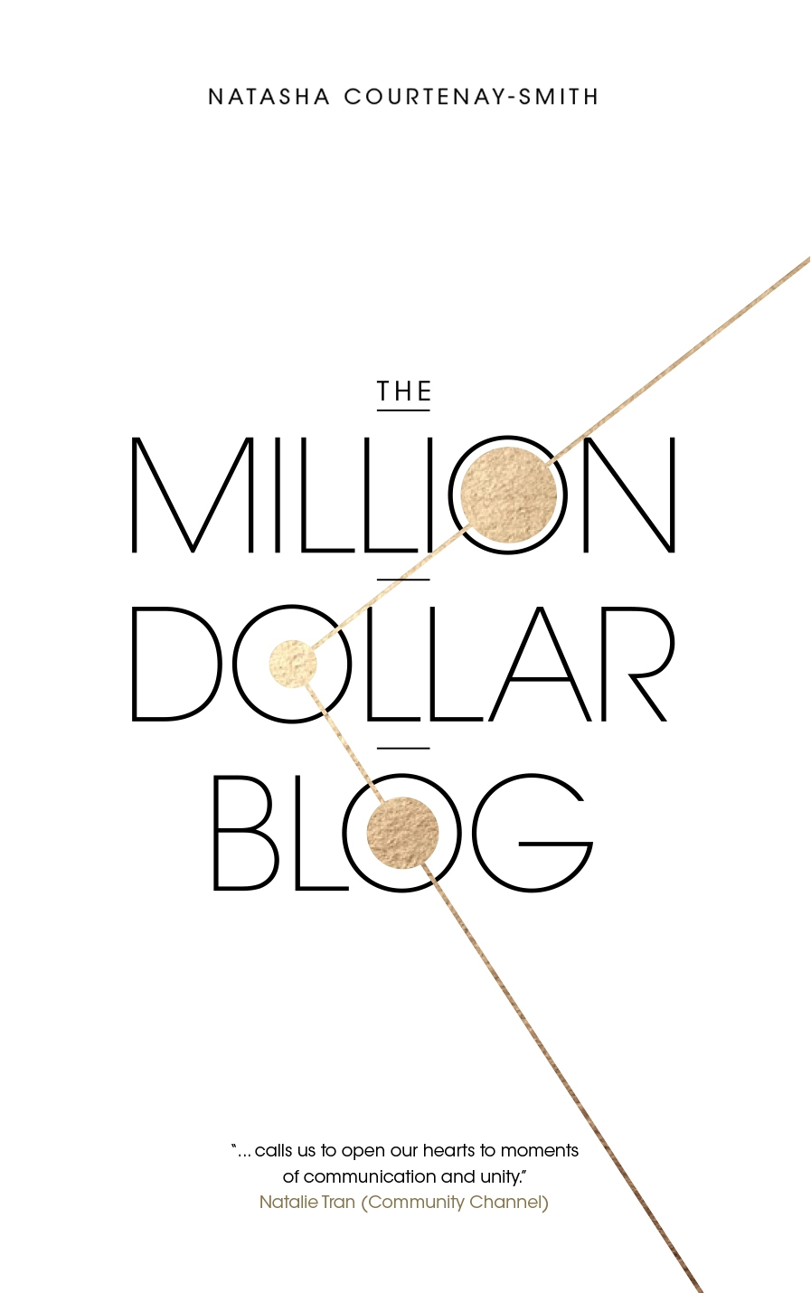 The Million Dollar Blog by Natasha Courtenay-Smith, ISBN: 9780349414065
