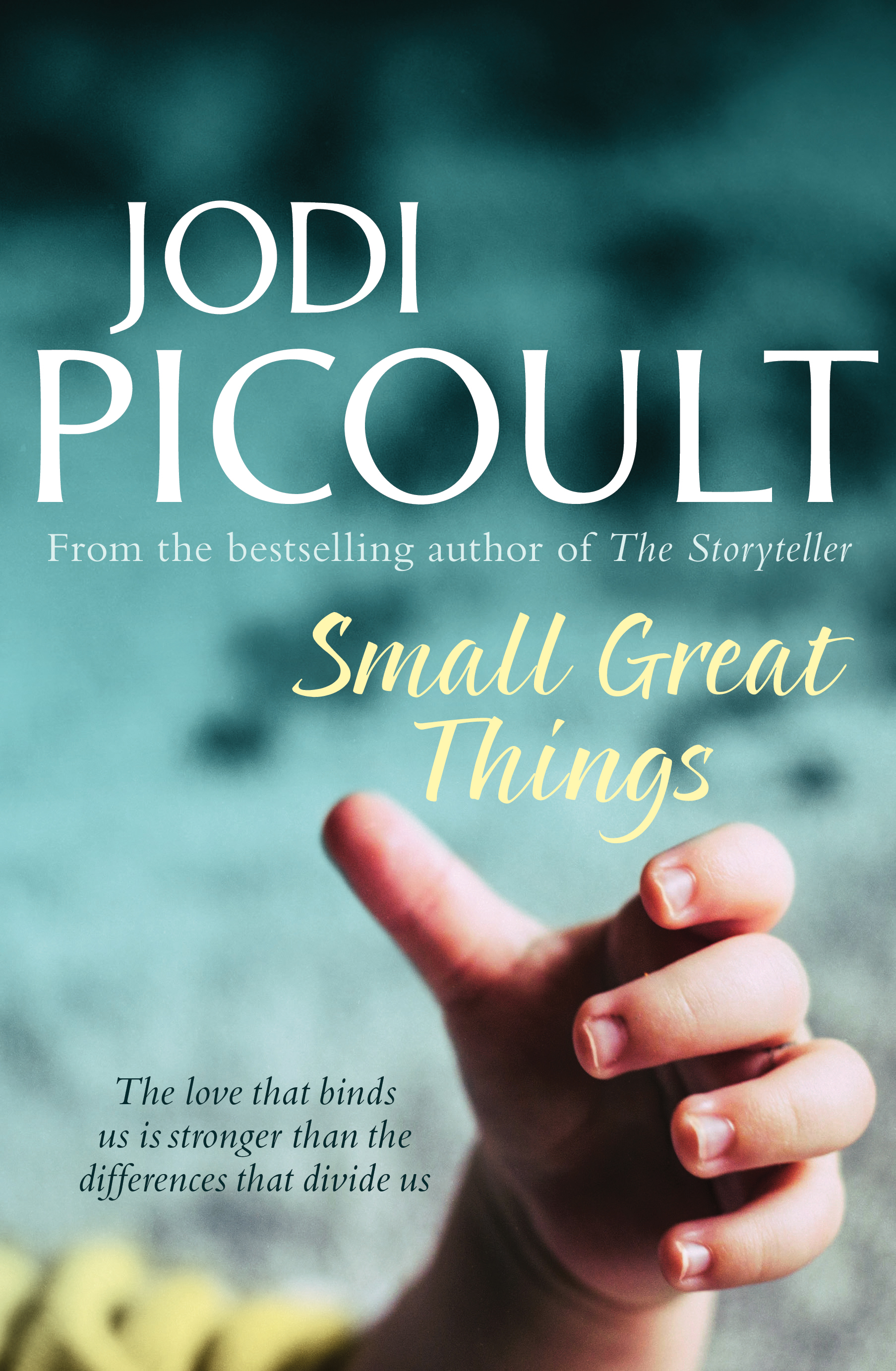 Small Great Things by Jodi Picoult, ISBN: 9781760110499