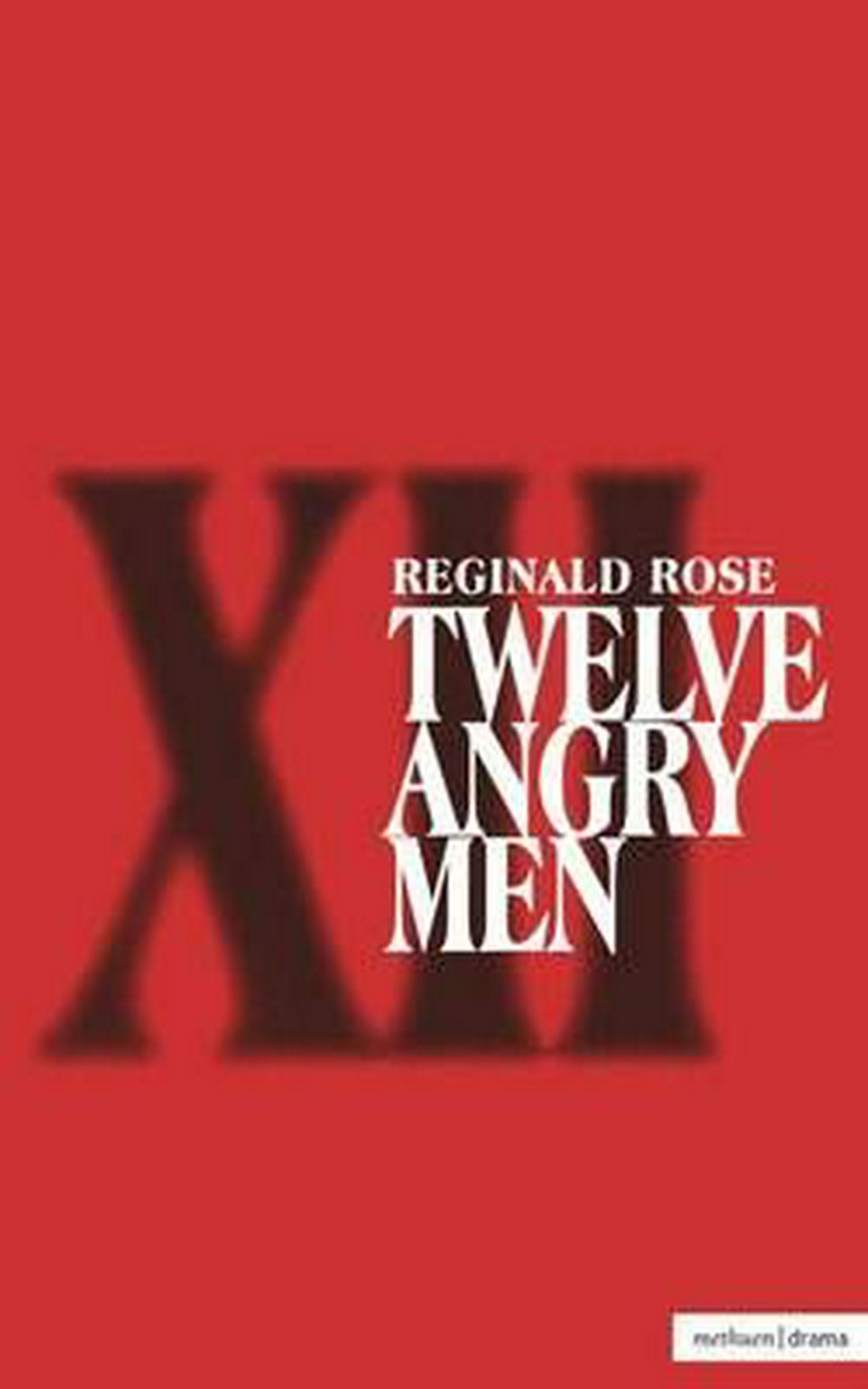 a review of twelve angry men by reginald rose Written by reginald rose produced twelve angry men was filmed on a small budget that criterion's blu-ray of 12 angry men frames sidney lumet's first.