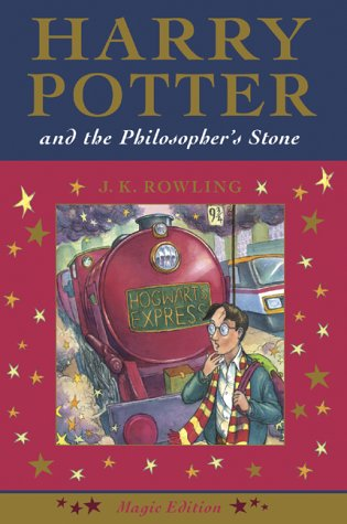 Harry Potter and the Philosopher's Stone (Magic Edition)
