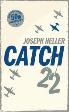 a mix of humor and terror in catch 22 by joseph heller The michigan bureau of services for blind persons (bsbp), braille and talking book library (btbl) is committed to providing library materials in alternate formats to people with blindness, low vision, physical impairments, or reading disabilities according to the standards of the library of congress, national library service for the blind and.