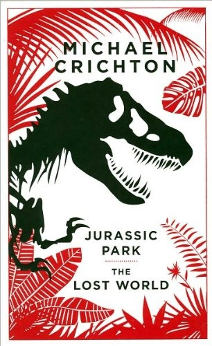 Jurassic Park/The Lost World (Barnes & Noble Leatherbound Classics) by Michael Crichton, ISBN: 9780307291844