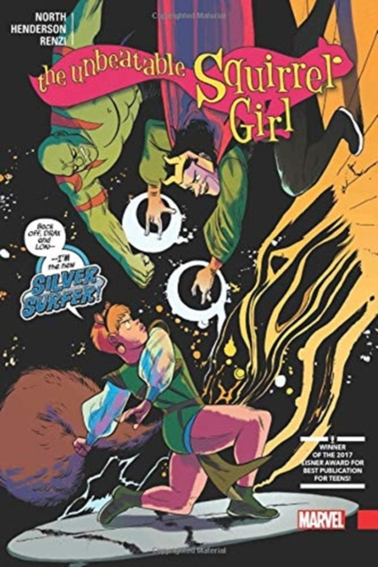 The Unbeatable Squirrel Girl 4The Unbeatable Squirrel Girl