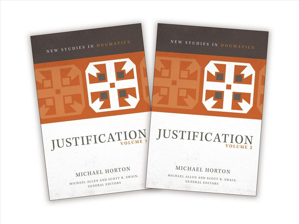 Justification: Two-Volume Set (New Studies in Dogmatics) by Michael Horton, ISBN: 9780310597254