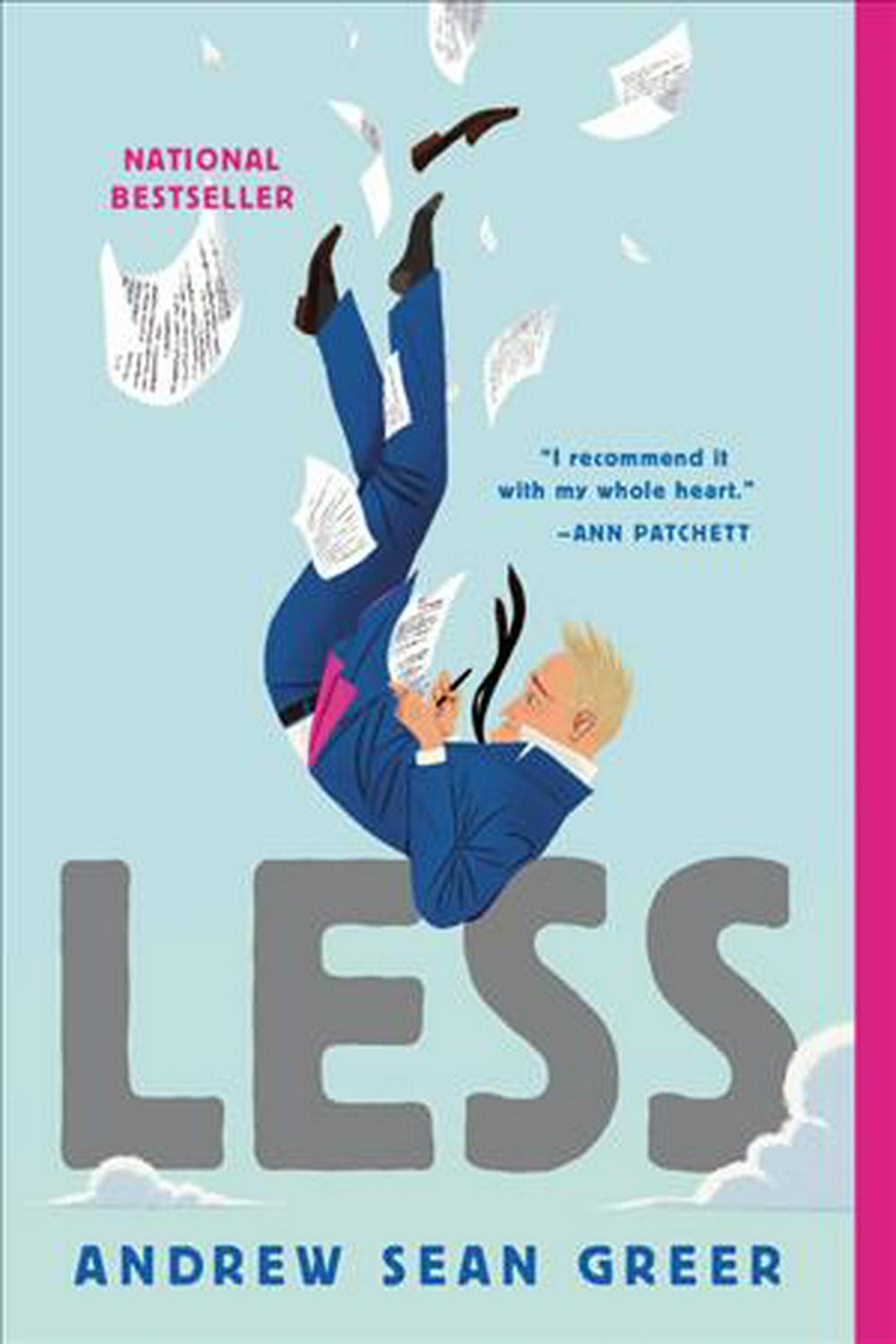 Less by Andrew Sean Greer, ISBN: 9780316316132