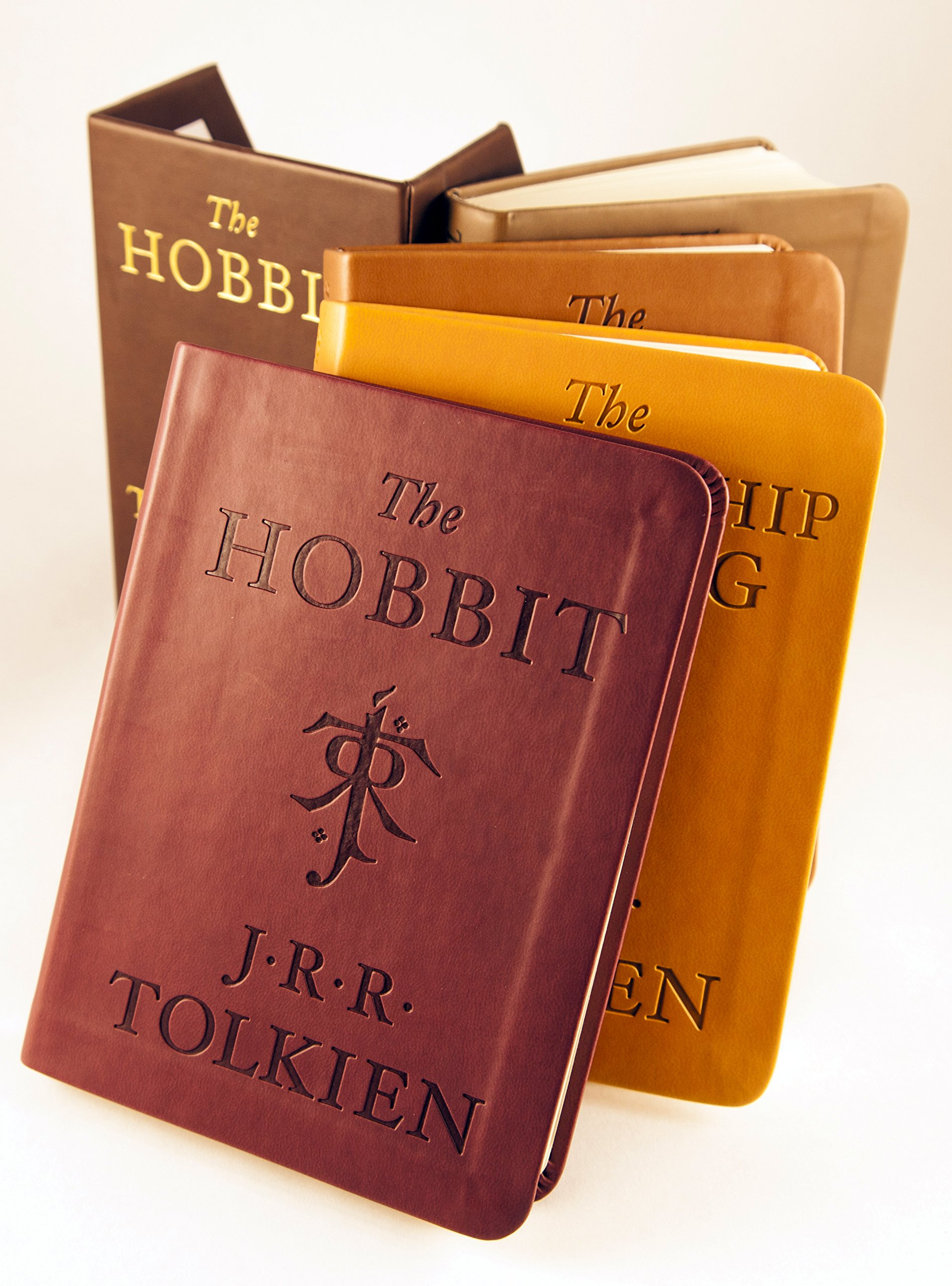 The Hobbit and the Lord of the Rings: Deluxe Pocket Boxed Set by J. R. R. Tolkien, ISBN: 9780544445789