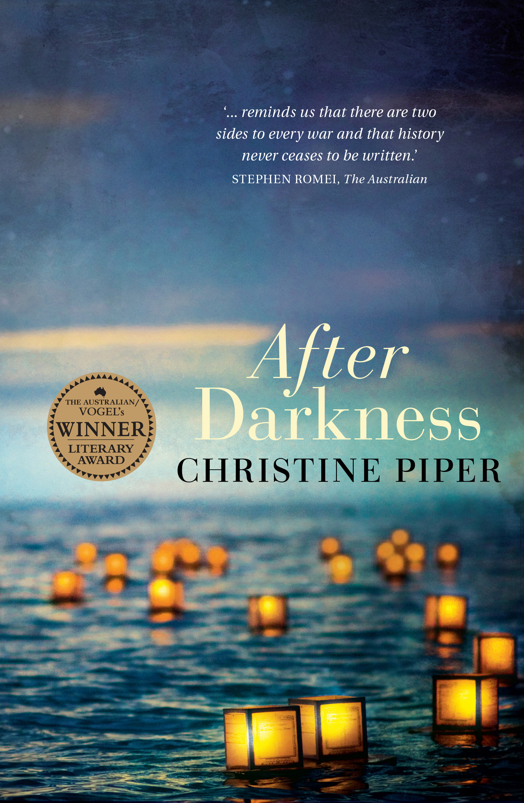 Cover Art for After Darkness, ISBN: 9781760113117