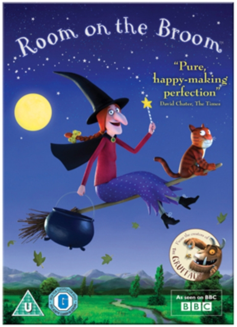 Room On The Broom [Region 2 DVD]