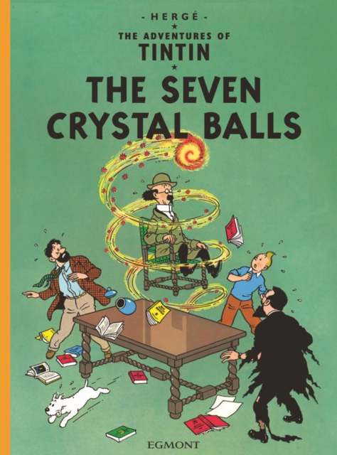 The Seven Crystal Balls by Herge, ISBN: 9781405206242