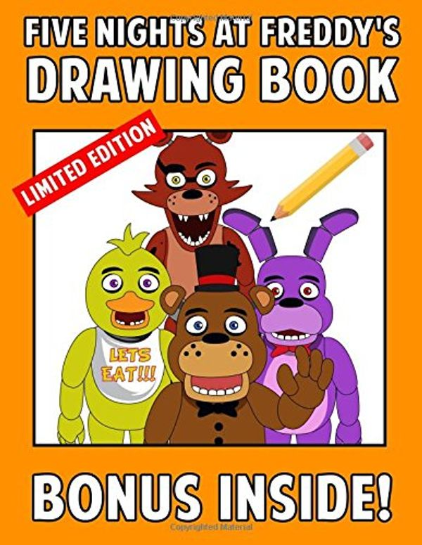 Booko: Comparing prices for Five Nights At Freddy's Drawing