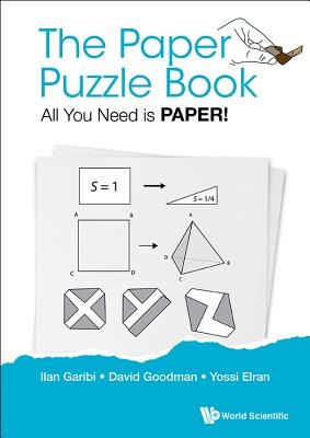 Paper Puzzle Book, TheAll You Need Is Paper!