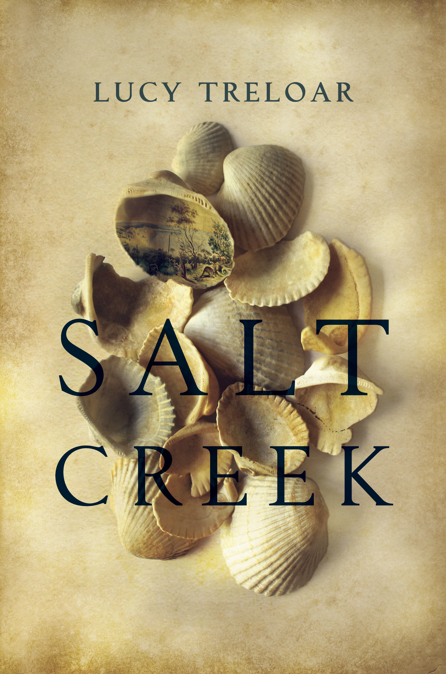 Cover Art for Salt Creek, ISBN: 9781743533192