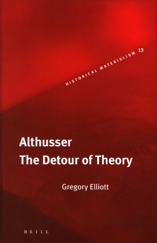 Althusser: The Detour of Theory