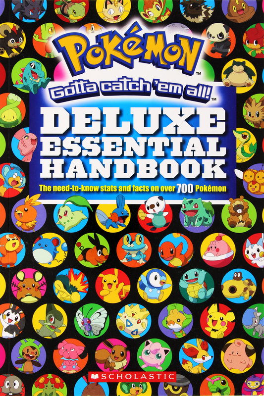 Pokemon Mega Essential Handbook by Scholastic Australia, ISBN: 9781760156893