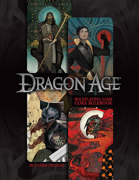 Green Ronin 2808 Dragon Age RPG Core Rulebook
