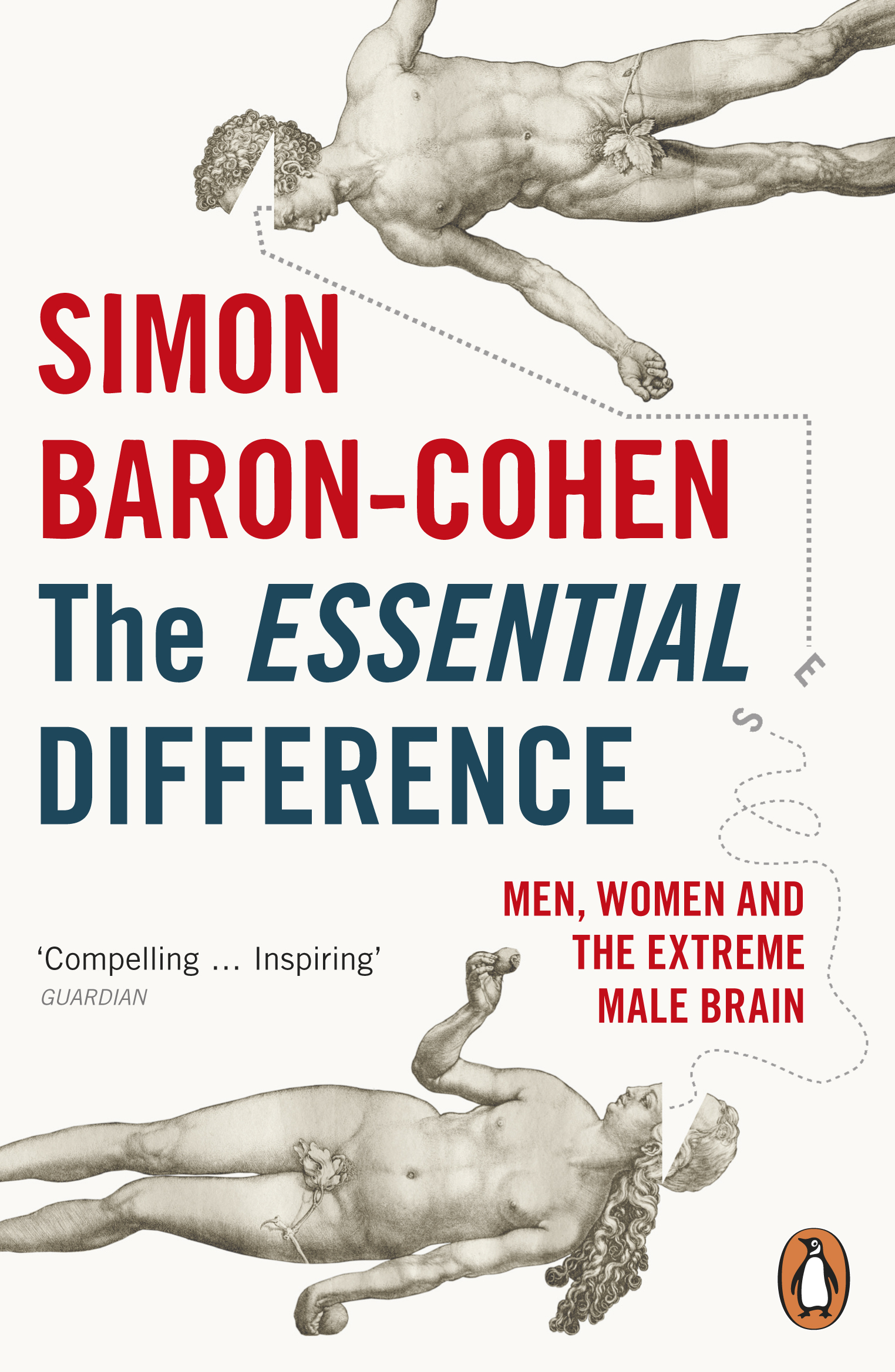 The Essential Difference: Men, Women and the Extreme Male Brain by Baron-Cohen Simon, ISBN: 9780241961353
