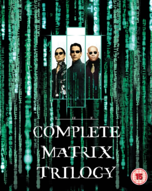 Matrix Trilogy (Matrix, Matrix Reloaded, Matrix Revolutions (3 DVD) (Boxset) /DVD by Unbranded, ISBN: 7321902202235