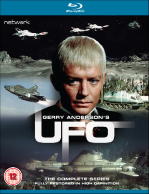 UFO: The Complete Series [Blu-ray] by Fremantle, ISBN: 5027626816445