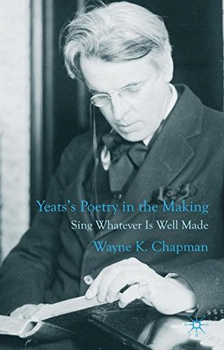 Yeats's Poetry in the Making