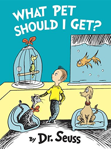 Cover Art for What Pet Should I Get?, ISBN: 9780553524277