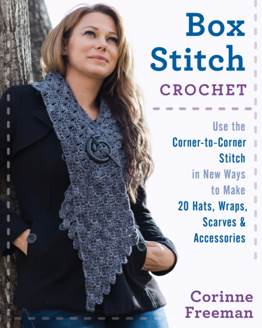 Box Stitch Crochet Use the Copb