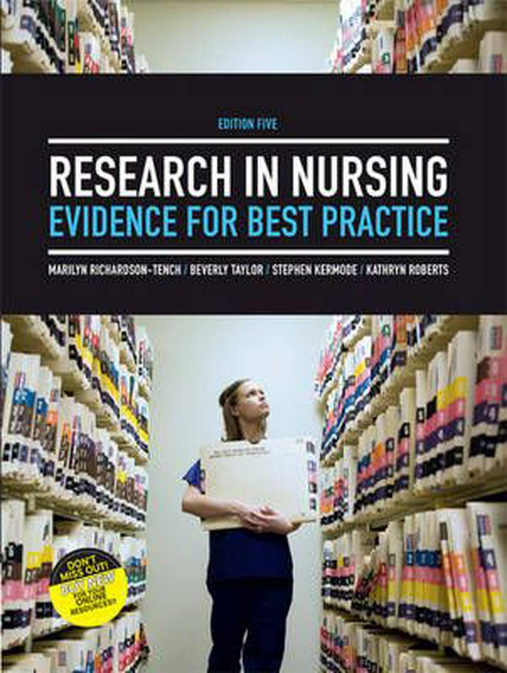 Research in Nursing by Marilyn Richardson-Tench, ISBN: 9780170237536