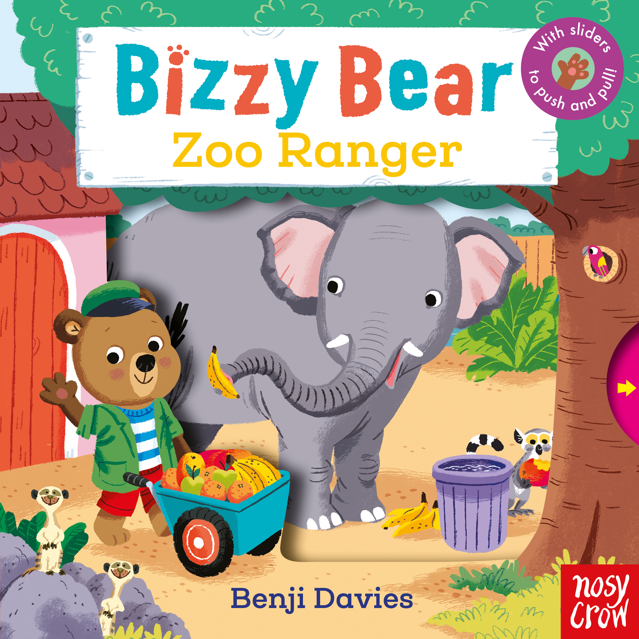 Zoo Ranger (Bizzy Bear)