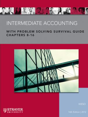 intermediate accounting problem solving survival guide