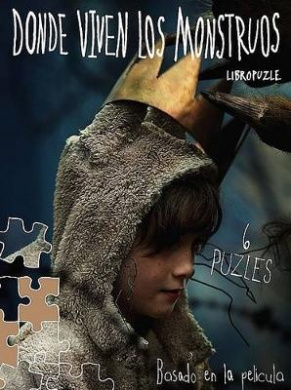 Donde viven los monstruos: Libropuzzle / Where The Wild Things Are: Puzzle Book (Spanish Edition)