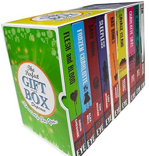 Red eye series 9 books collection gift wrapped box set