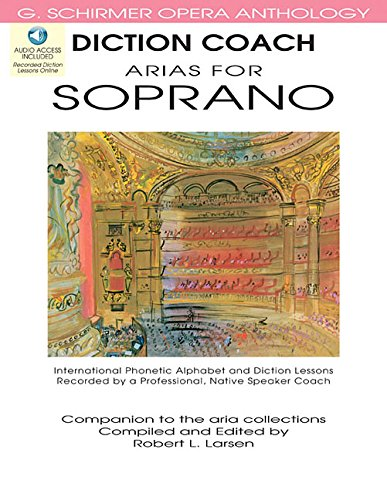 Diction Coach: Arias for Soprano