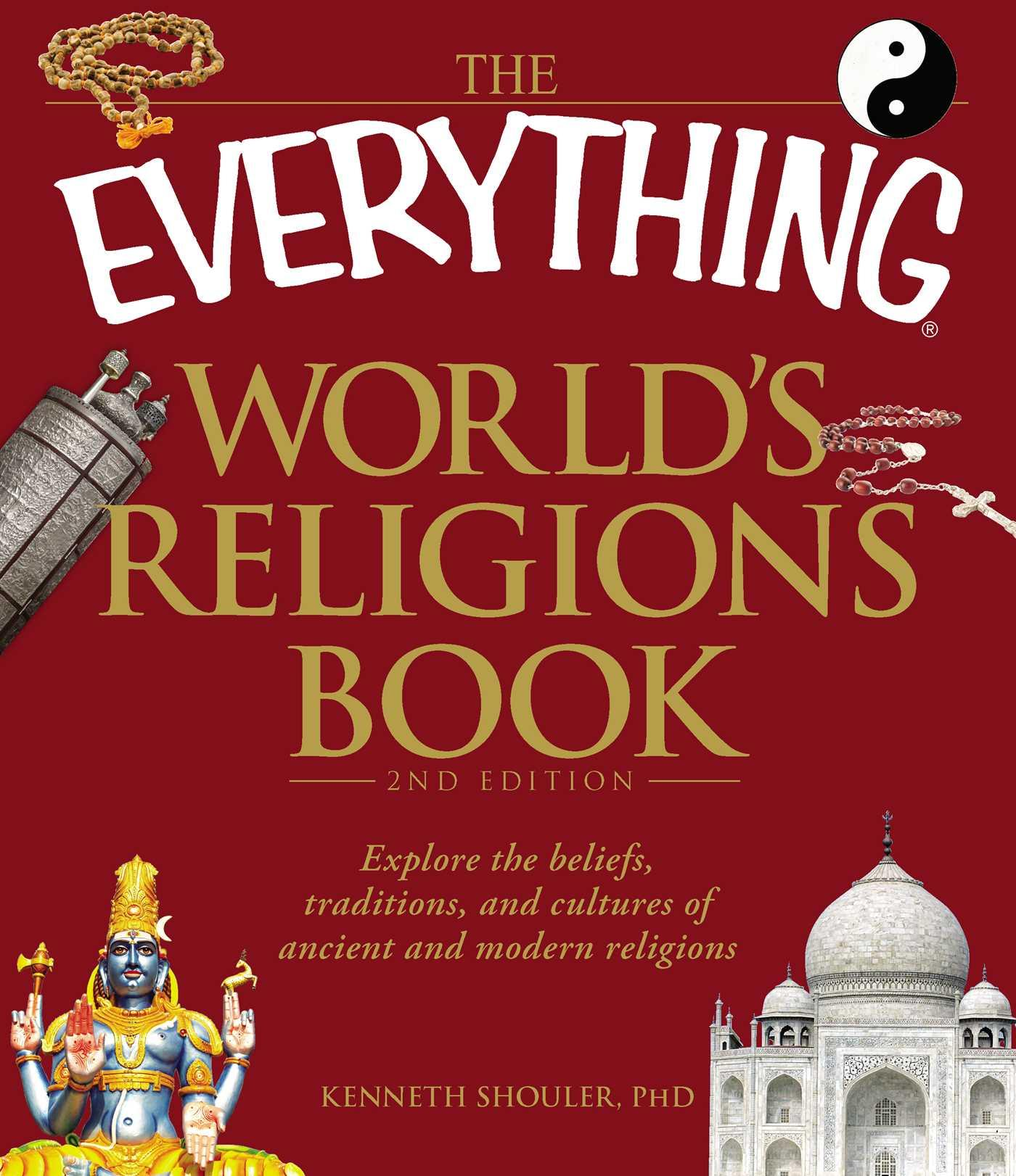 The Everything World's Religions Book