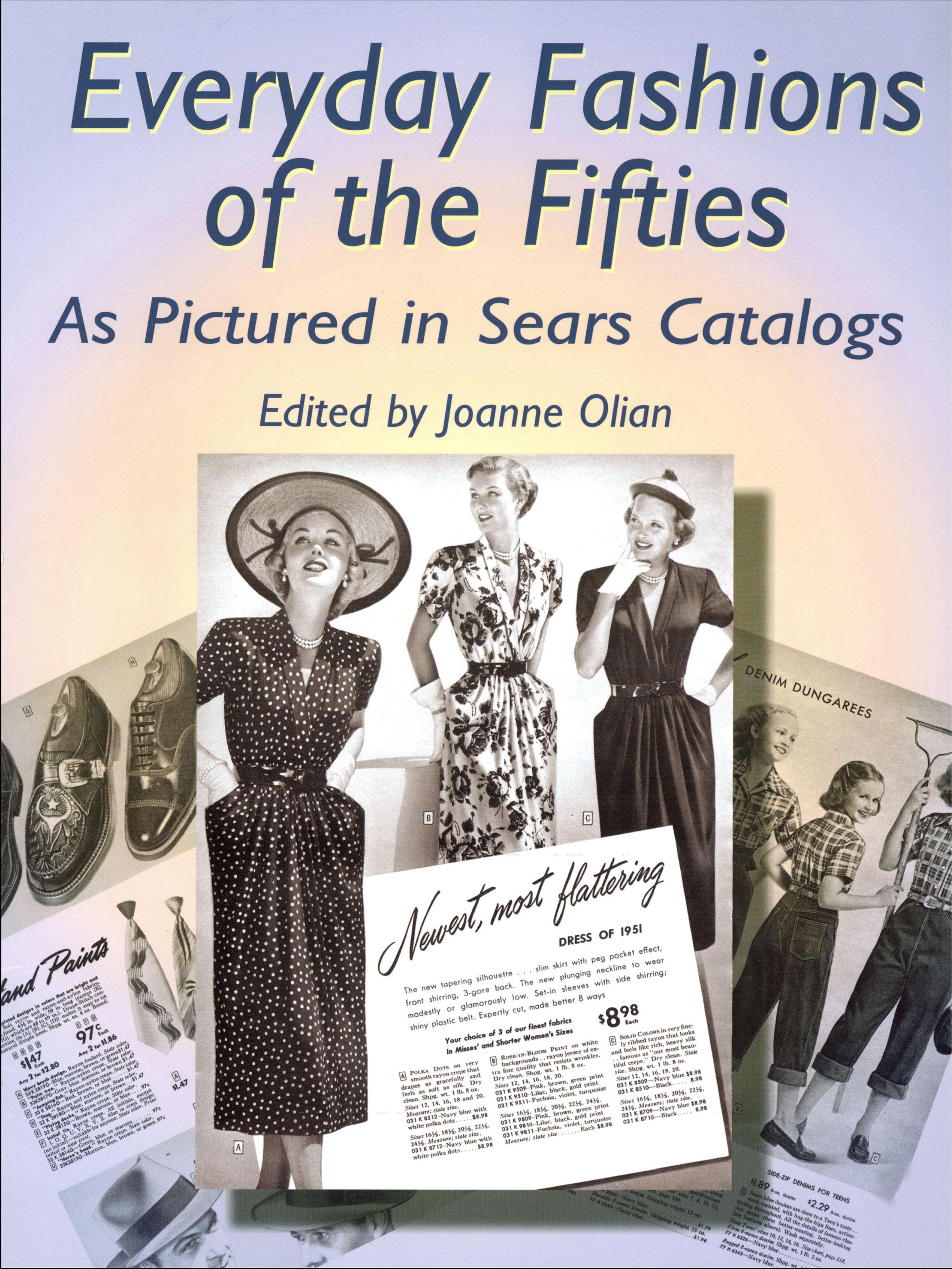 Fashionable Clothing from the Sears Catalogs: Early 1940s (Schiffer) 1940s book catalog clothing collector early fashionable from schiffer sears