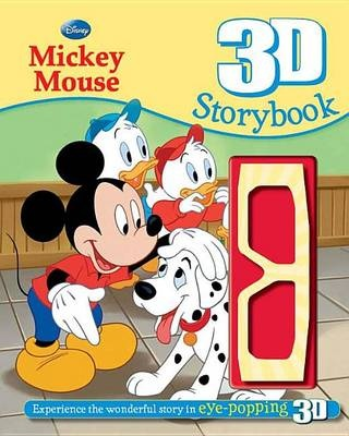 Mickey Mouse 3D Storybook