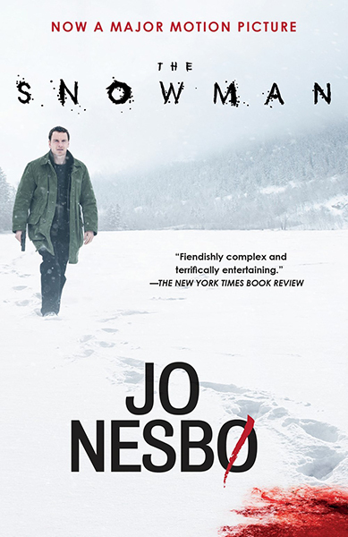 The Snowman (Movie Tie-In Edition)Harry Hole