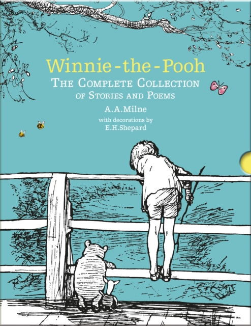 Winnie-the-Pooh Complete Collection of Stories and Poems: Hardback Slipcase Volume (Winnie-the-Pooh - Classic Editions) by A. A. Milne, ISBN: 9781405284578